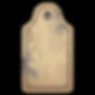 荷物のタグ