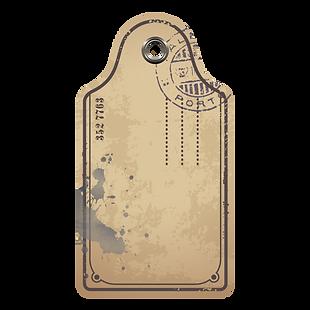 Etiqueta del equipaje
