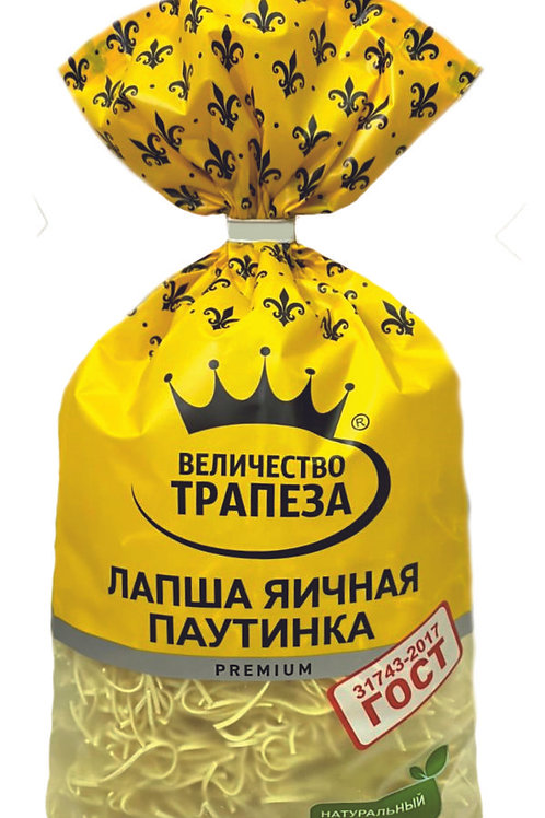 """Лапша """"Паутинка"""""""
