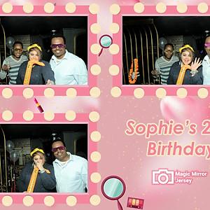 Sophie's 25th Birthday