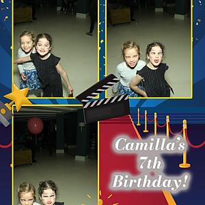 Camilla's 7th Birthday
