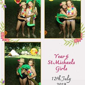 Years 6 St Michael's Girls