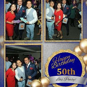 Seth's 50th Birthday