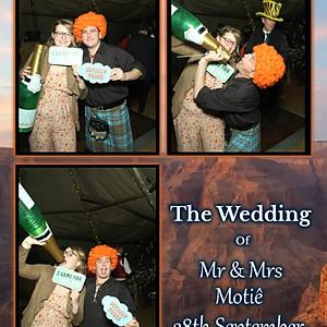 Mr & Mrs Motiê