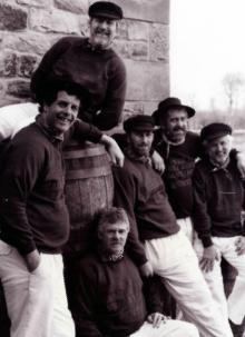 Lancaster in 1990s.