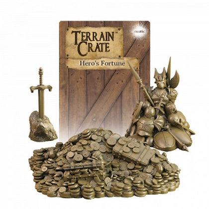 Hero's Fortune - Terrain Crate