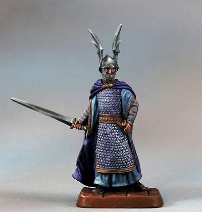Male Elven Warrior with Sword - DSM7346
