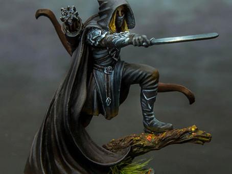 Nouvelle gamme de figurines, DARKSWORD Miniatures.
