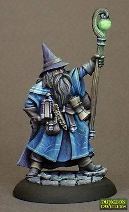 Reaper 07008, LUWIN PHOST, WIZARD, REAPER DUNGEON DWELLERS