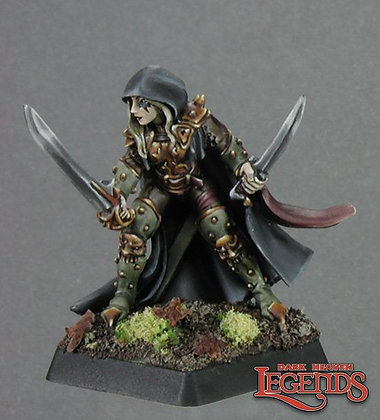 Reaper 02834, DELADRIN, ASSASSIN, Dark Heaven Legends