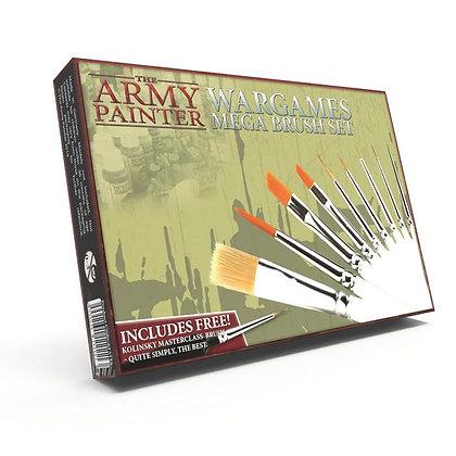 The Army Painter - Mega Brush Set