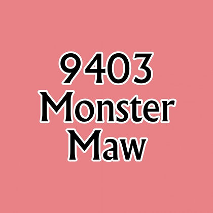 MONSTER MAW - Reaper MSP