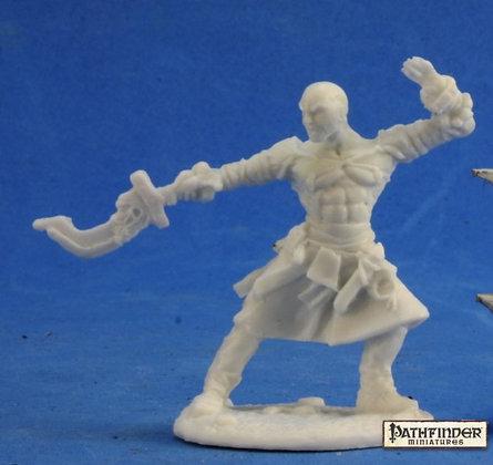 Reaper 89018, SAJAN, ICONIC MONK, PATHFINDER BONES