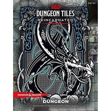 D&D - Dungeon Tiles Reincarnated Dungeon