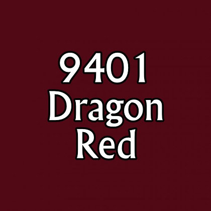 DRAGON RED - Reaper MSP