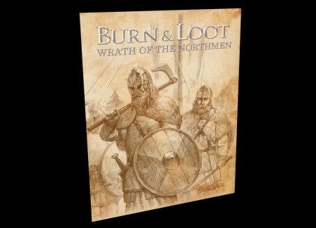 DEUS VULT Burn and Loot - BURN & LOOT - WRATH OF THE NORTHMEN