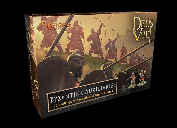 Empire Byzantin  - Troupes auxiliaires