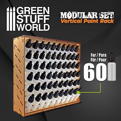 Présentoir Modulaire pour Peinture - VERTICAL - 500591