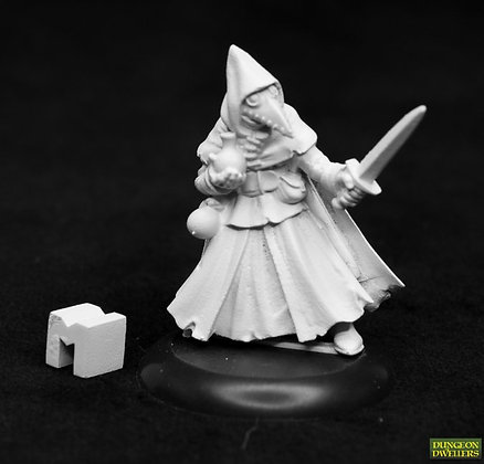 Reaper 07024, DUNGEON DWELLERS: BROTHER LAZARUS, REAPER DUNGEON DWELLERS