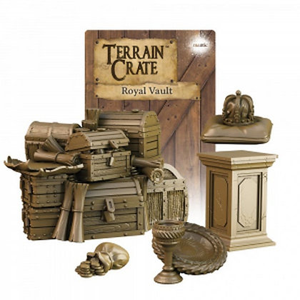 Royal Vault - Terrain Crate