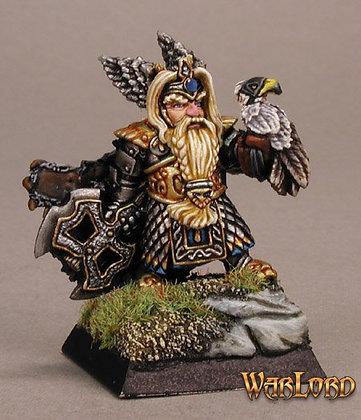 Reaper 14042, THORGRAM, DWARF WARLORD, WARLORD