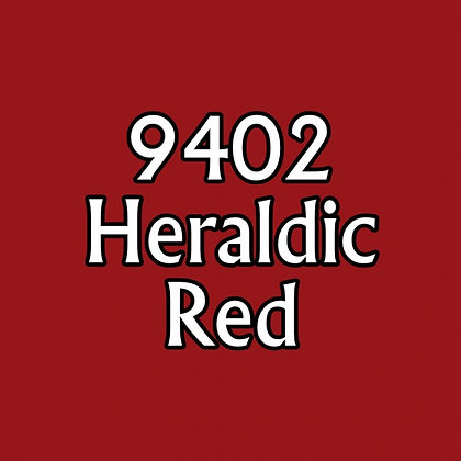 HERALDIC RED - Reaper MSP