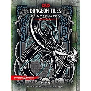 D&D - Dungeon Tiles Reincarnated City