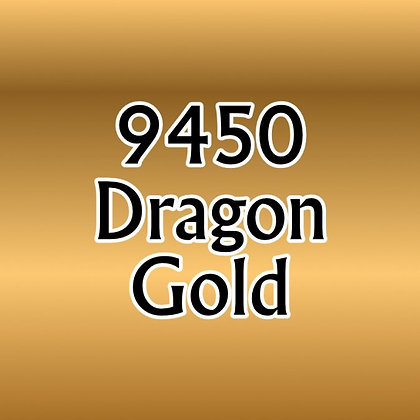 DRAGON GOLD - Reaper MSP