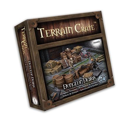 Terrain crate : Dungeon Debris