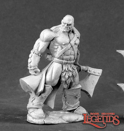 Reaper 03461, GOLDAR THE BARBARIAN, Dark Heaven Legends