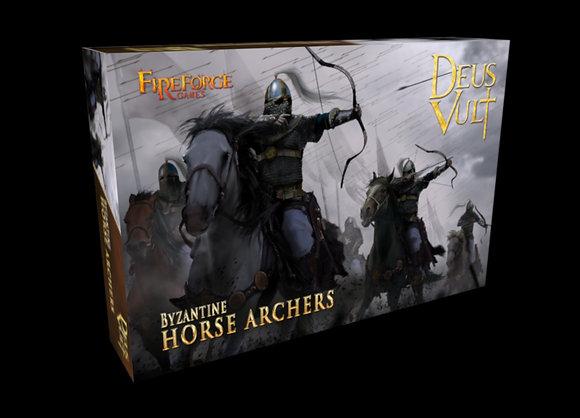 Empire Byzantin  - Archers montés