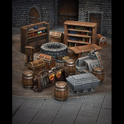 TerrainCrate : Dungeon Essential