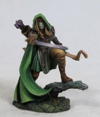 Male Elven Ranger with Bow - DSM7451