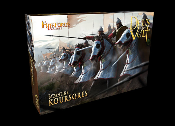 Empire Byzantin  - Koursores