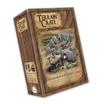 Terrain Crate - Ville Abandonnée