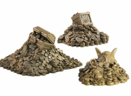 Il est l'or... Des trésors de chez MANTIC GAMES - Terrain Crate.