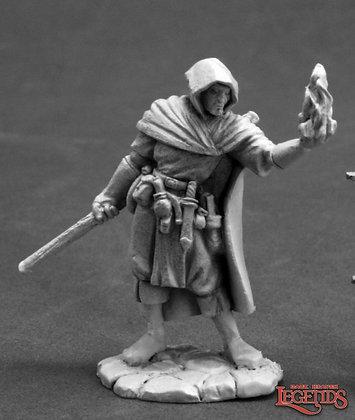Reaper 03606, ELLUS MANN, WIZARD, Dark Heaven Legends