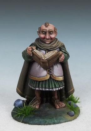 Halfling Cleric - DSM4610