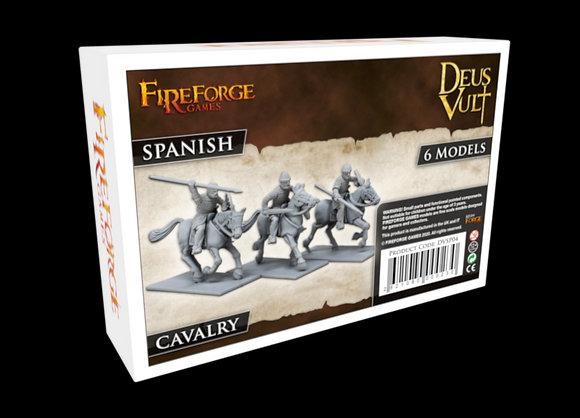 Cavalerie - Espagne