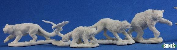 Reaper 77216, COMPANION ANIMALS, REAPER BONES