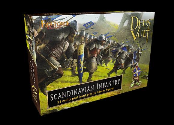 Infanterie - Scandinavie