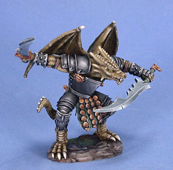 Draconid Warrior - DSM7013