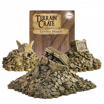 Golden Hoard - Terrain Crate