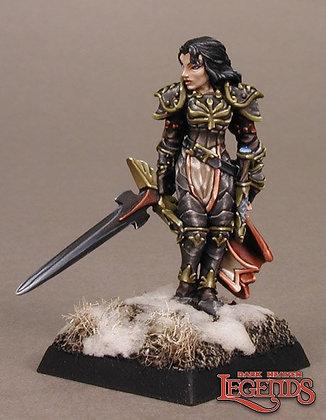 Reaper 02725, Alaine, Female Paladin, Dark Heaven Legends