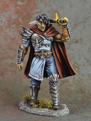 Half Orc Warrior with Sword - DSM7110