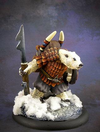 Polar Bear Warrior - DSM8091