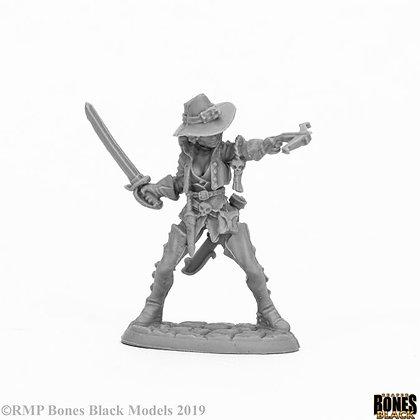 Reaper 44054,DAMARIS, DUSKWARDEN HEROINE, BONES BLACK
