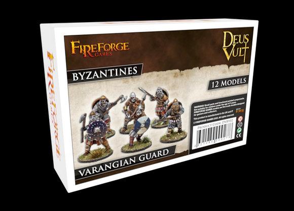 Empire Byzantin  - Garde Varègues