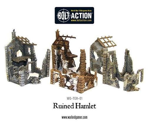 WARLORD GAMES - Hameau en ruine