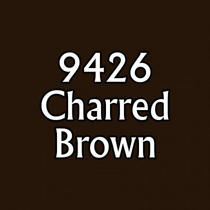 CHARRED BROWN - Reaper MSP